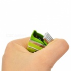 Multi-Function Chewing Gum Shaped Flammable Gas Lighters (4Pcs/Set)