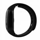 Eastor A88+ Blood Oxygen Heart Rate Monitor Smart Band - Black