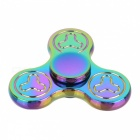 BLCR Tri-Spinner Fidget Toy EDC Finger Spinner for Autism - Multicolor