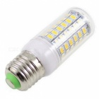 E27 7W 160lm 69-SMD 5730 Warm White LED Corn Bulbs (220~240V/10PCS)