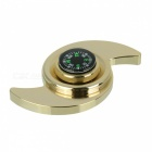 BLCR EDC Fidget Spinner Relieve Stress/ Anxiety/ ADHD Toy - Golden (S)