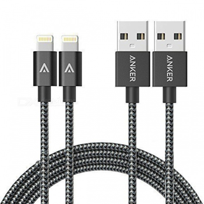 Anker 6ft Nylon Braided USB ...