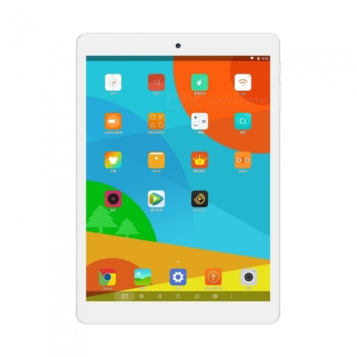 teclast P89H 7,85 palcový tablet PC MT8163B android 6.0 čtyřjádrový 64bit IPS 1024x768 dual WIFI 2,4G / 5G GPS bluetooth 3800mah tablet