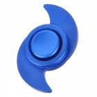 BLCR Typhoon Style EDC Finger Spinner for Autism & ADHD - Blue (L)