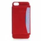 Stylish Back Case Cover for IPHONE 7 - Red