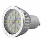 QooK GU10  6W Cold White 5630 SMD 16 LED Spotlight Lamp Bulb