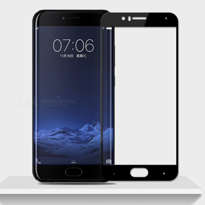 Dazzle Colour Full Screen Protector Tempered Glass for Xiaomi Mi6
