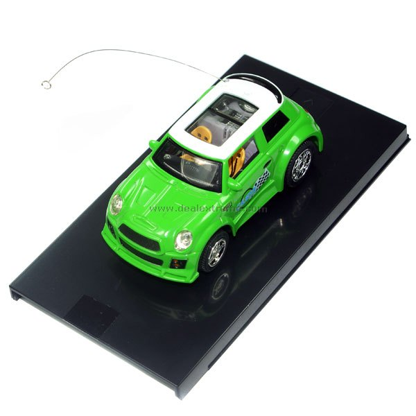 Levan R/C Mini Model Car (1:52 Scale)