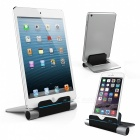 Rii RT510 Universal Aluminium Metal Portable Fold-up Desk Stand