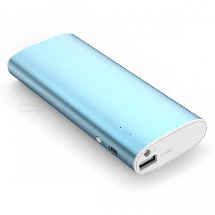 Cwxuan 7800mAh Li-ion Ulkoinen Power Bank IPHONE, Puhelin - Sininen