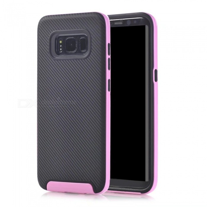 Protective PC Back Case for Samsung Galaxy S8 Plus - Pink