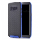 Protective PC Back Case for Samsung Galaxy S8 Plus - Deep Blue