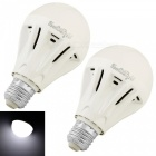 YouOKLight E27 7W 16-SMD 5730 Cold White LED Bulb Lamps, AC220V 2PCS