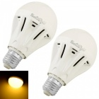 YouOKLight E27 9W 20-SMD 5730 Warm White LED Bulb Lamps, AC220V 2PCS