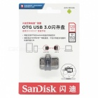 SanDisk SDDD3-128G Ultra USB3.0 128GB Dual Flash Drive