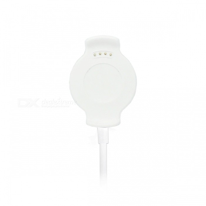 X2 Magnetic USB Charger Charging Dock for HUAWEI Smart Watch 2 - White