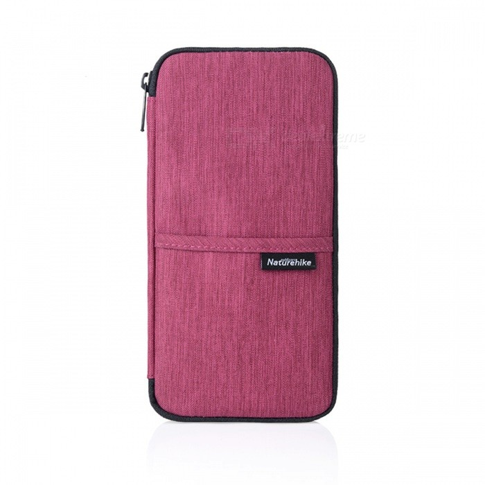 Naturehike Multi-purpose Card / Money / Passport Storage Bag - Violet