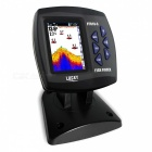 LUCKY FF918-C 300m Color Boat Wireless Fish Finder w/ Backlit - Black