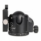 SUNWAYFOTO XB-52DL Low Profile Trépied Ball Head - Noir