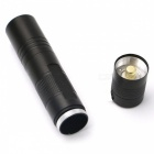 YouOKLight LED Flashlight 5 Modes Waterproof with AC Charger - Black