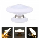 0.7W 360 Degree Rotating Infrared Human Body Induction Nightlight, Warm White Light, Battery Powered