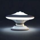 JIAWEN UFO Style Motion Sensor LED Night Light Roating Cold White