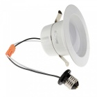 youoklight 12W dimmable blanc chaud downlight LED, base E26, AC110 ~ 130V