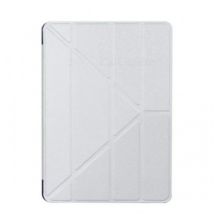 "Dayspirit Protective PU Leather Case Cover for IPAD Pro 9.7"" - Silver"