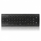 BLCR 6-Axis Air Mouse + Keyboard Remote Control - Black
