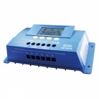 IN-COlOR 12V / 24V 30A LCD Display PWM Solar Charge Controller - Bleu