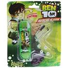 Ben 10 Finger Skateboard/Fingerboard Set