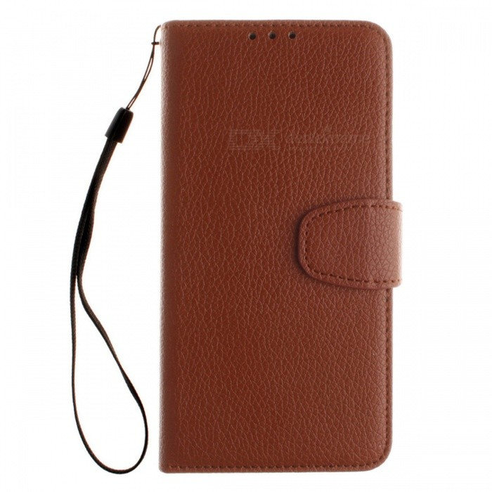 Dayspirit Lychee Grain Style Leather Case for Samsung Galaxy A3 (2017)