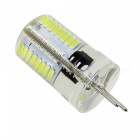 SZFC 3W G8 Dimmable 64-3014 SMD LED Light Cold White (110~120V)