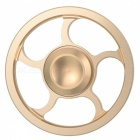 BLCR Five Leaves Hand Spinner Fidgets Fingertip Gyro - Golden