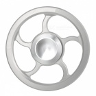 BLCR Five Leaves Hand Spinner Fidgets Fingertip Gyro - Silver
