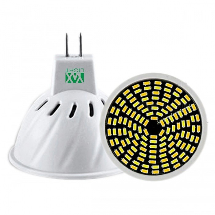 YWXLight MR16 128-3014 SMD 400~500lm 5W LED Spotlight (AC 220~240V)