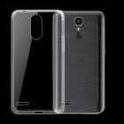 Dayspirit Ultra-Thin TPU Back Cover Case for LG K10 (2017)