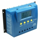 IN-COlOR 12V/24V 60A LCD Display PWM Solar Charge Controller - Blue