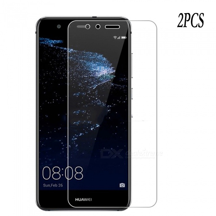 Dazzle Colour Tempered Glass Screen Protectors for Huawei P10 LiteScreen Protectors<br>Form  ColorTransparent (2Pcs)Screen TypeGlossyModelN/AMaterialTempered GlassQuantity2 DX.PCM.Model.AttributeModel.UnitCompatible ModelsHuawei P10 LiteFeatures2.5D,Fingerprint-proof,Anti-glare,Scratch-proof,Tempered glassPacking List2 x Tempered glass films2 x Wet wipes2 x Dry wipes2 x Dust stickers<br>
