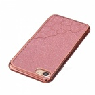 BLCR TPU Mobiltelefon Back Cover Väska till IPHONE 7 - Rose Golden