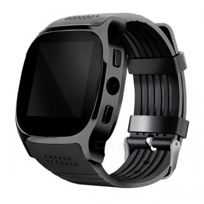 T8 IPS HD Screen 2.0MP Smart Watch w/ Sleep Monitor