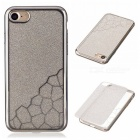 BLCR TPU Cell Phone Back Case for IPHONE 7 - Silver