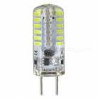 SZFC GY6.35 3W 12V Cold White Light Silicone Bulb for Indoor Lighting