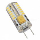 SZFC GY6.35 3W 12V Warm White Light Silicone Bulb for Indoor Lighting