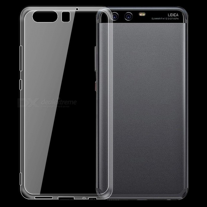 Dayspirit Ultra-Thin TPU Back Cover Case for HUAWEI P10 - Transparent