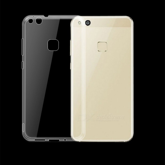 Dayspirit Ultra-Thin TPU Back Cover Case for HUAWEI P10 LiteTPU Cases<br>Form  ColorTransparentModelN/AMaterialTPUQuantity1 pieceShade Of ColorTransparentCompatible ModelsHuawei P10 LitePacking List1 x Case<br>