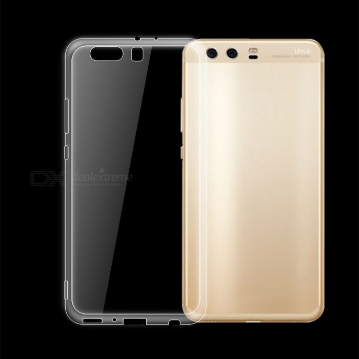 Dayspirit Ultra-Thin TPU Back Cover Case for HUAWEI P10 Plus