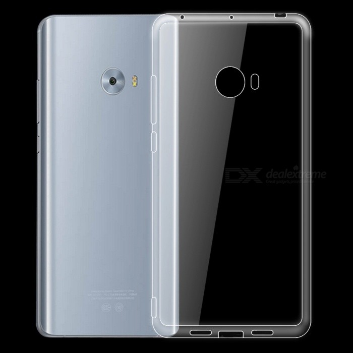 Dayspirit Ultra-Thin TPU Back Cover Case for Xiaomi Mi Note 2TPU Cases<br>Form  ColorTransparentModelN/AMaterialTPUQuantity1 pieceShade Of ColorTransparentCompatible ModelsXiaomi Mi Note 2Packing List1 x Case<br>