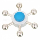 BLCR EDC Fidget Spinner Relieve Stress/ Anxiety/ ADHD Toy - Silver
