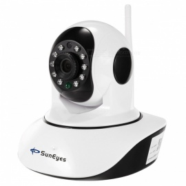 SunEyes SP-V710W Wireless 720P IP Camera w/ Temperature and Humidity